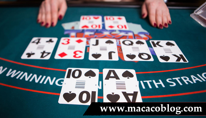 Sejarah Permainan Bandar Poker Online