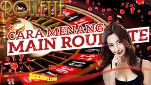 Trik Dari Permainan Roulette Casino Online