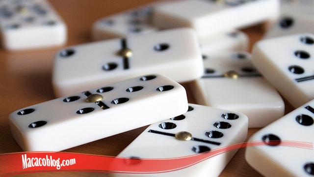 Terdapat Hitungan Dalam Kartu Domino