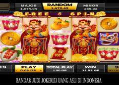 Bandar Judi Joker123 Uang Asli di Indonesia