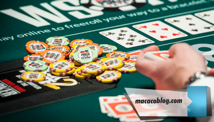 Istilah Sebutan di Poker Online